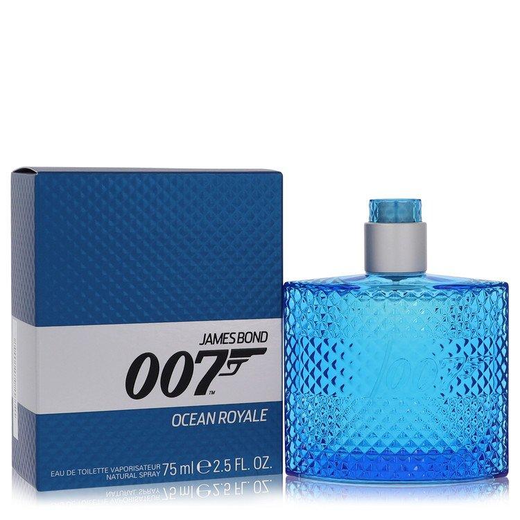 007 Ocean Royale by James Bond for Men Eau De Toilette Spray 2.5 oz
