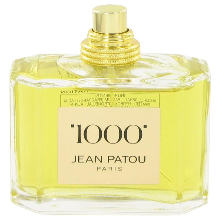 1000 by Jean Patou for Women Eau De Parfum Spray (Tester) 2.5 oz