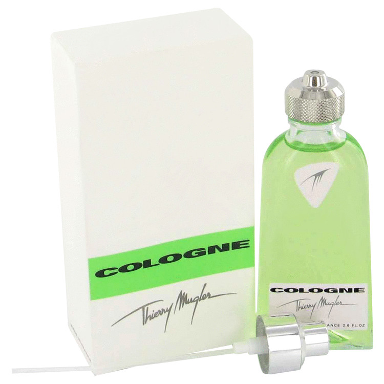 Cologne by Thierry Mugler for Women Eau De Toilette Spray / Splash Refillable 2.6 oz