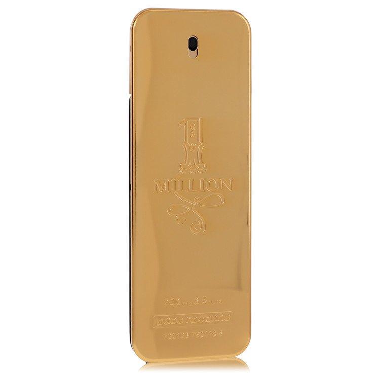 1 Million by Paco Rabanne for Men Eau De Toilette Spray (unboxed) 6.7 oz