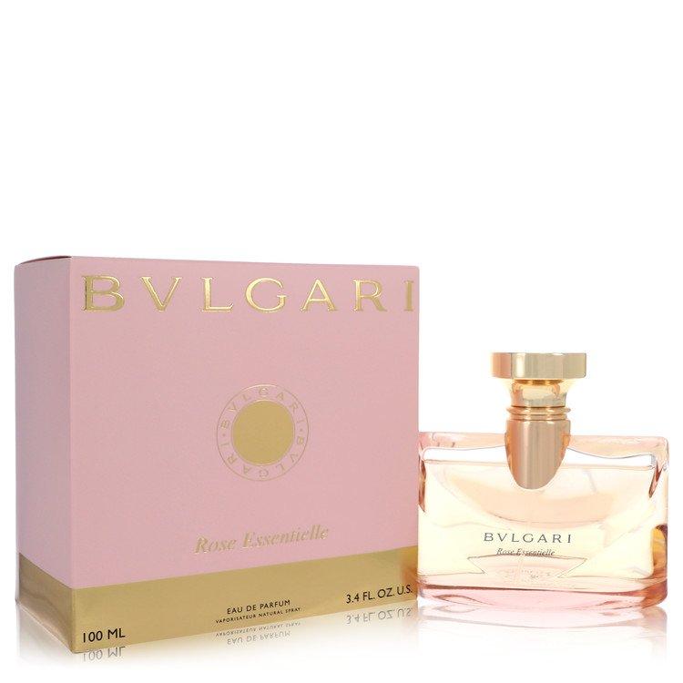 Bvlgari Rose Essentielle by Bvlgari for Women Eau De Parfum Spray 3.4 oz