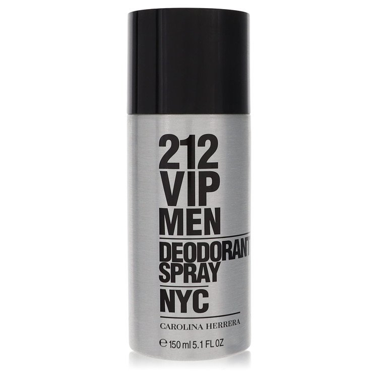 212 Vip by Carolina Herrera for Men Deodorant Spray 5 oz