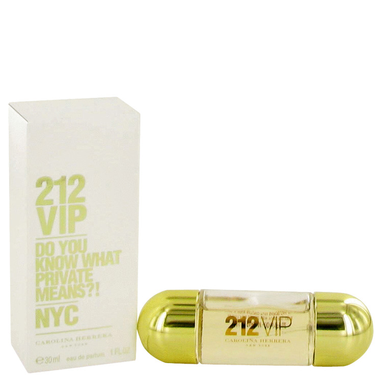 212 Vip by Carolina Herrera for Women Eau De Parfum Spray 1 oz