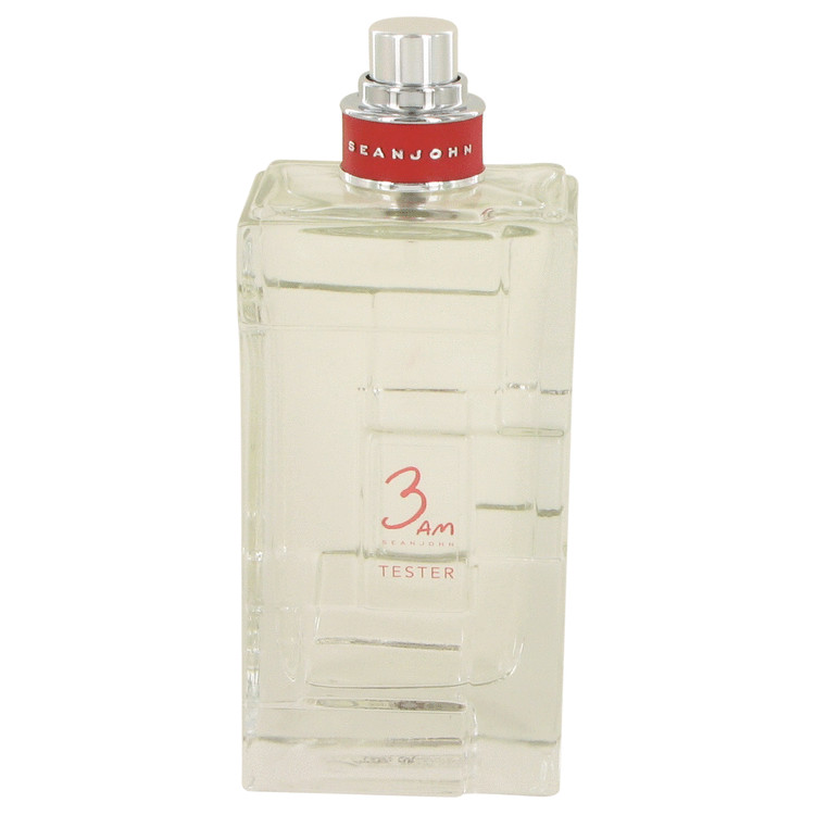 3am Sean John by Sean John for Men Eau De Toilette Spray (Tester) 3.4 oz