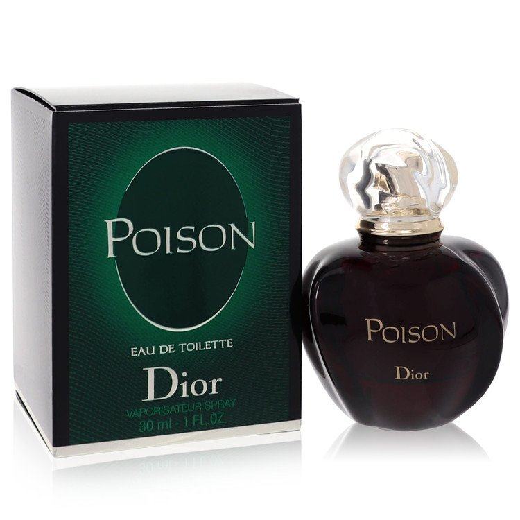 POISON by Christian Dior for Women Eau De Toilette Spray 1 oz