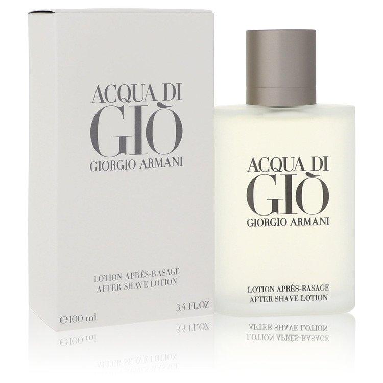 ACQUA DI GIO by Giorgio Armani for Men After Shave Lotion 3.4 oz