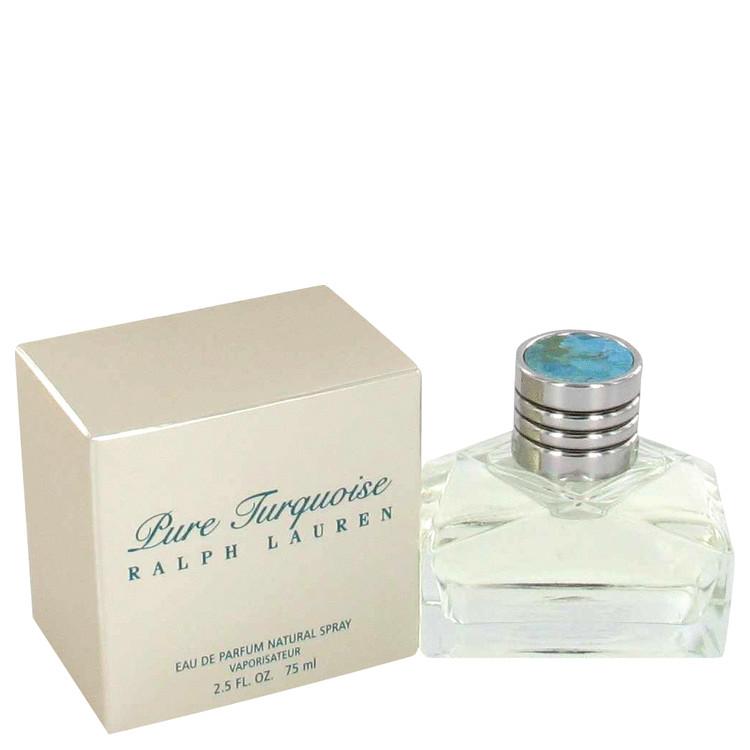 Pure Turquoise by Ralph Lauren for Women Eau De Parfum Spray 1.3 oz