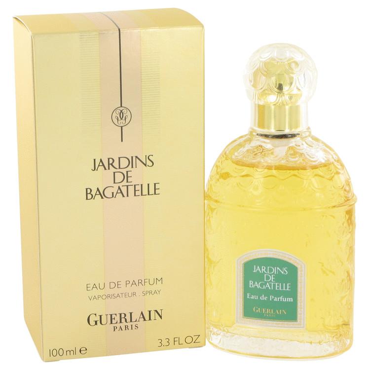 Jardins De Bagatelle by Guerlain for Women Eau De Parfum Spray 3.4 oz