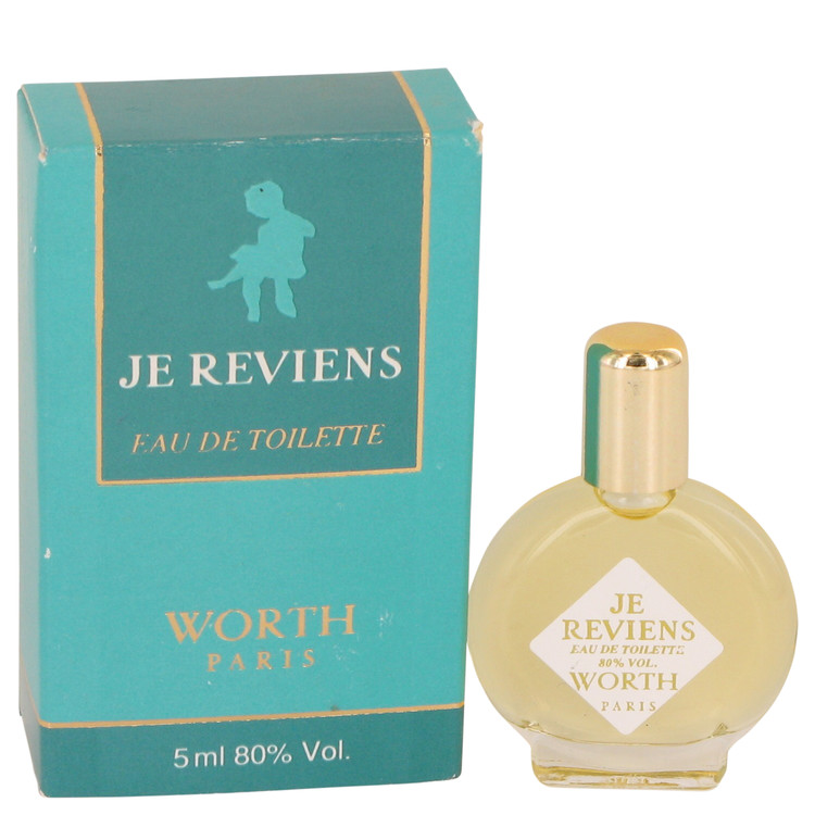 je reviens by Worth for Men Mini EDT .24 oz
