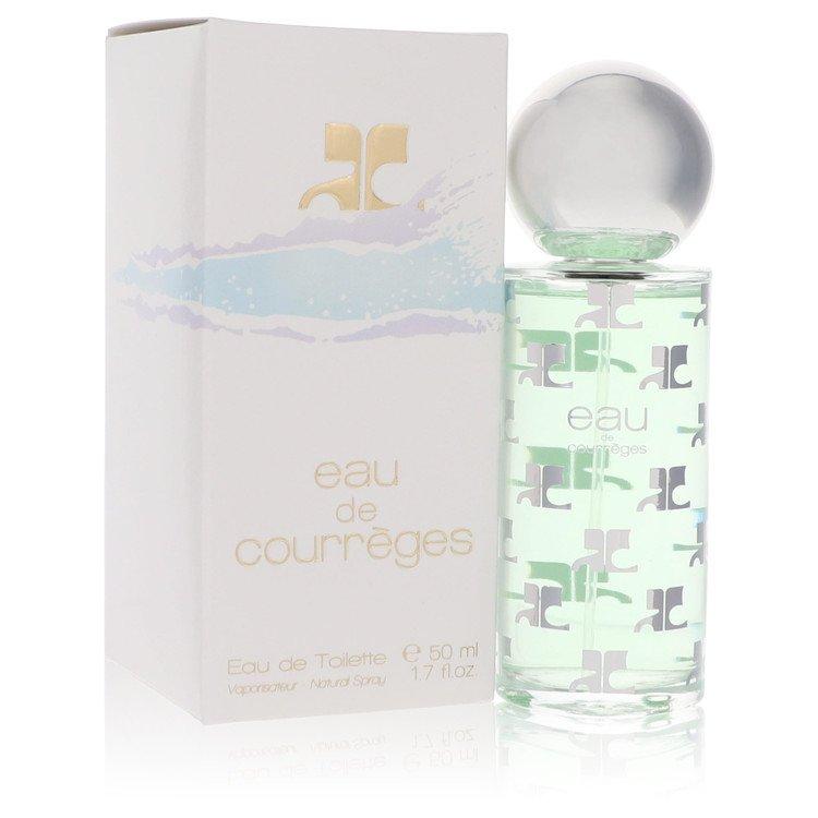 EAU DE COURREGES by Courreges for Women Eau De Toilette Spray 1.7 oz