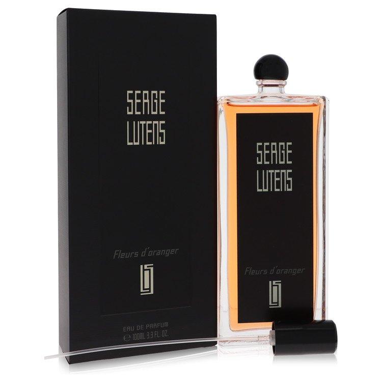 Fleurs D'Oranger by Serge Lutens for Men Vial (sample) .03 oz