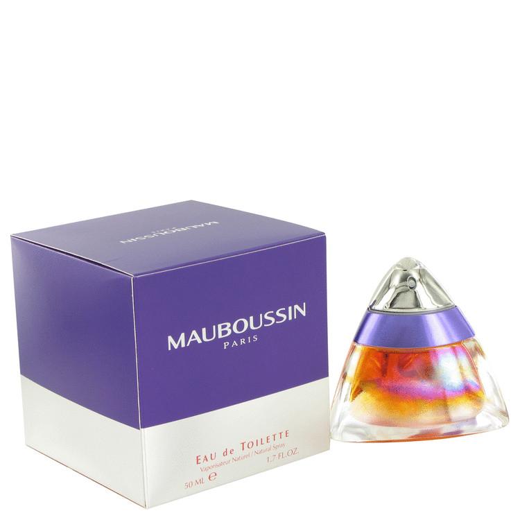 MAUBOUSSIN by Mauboussin for Women Eau De Toilette Spray 1.7 oz