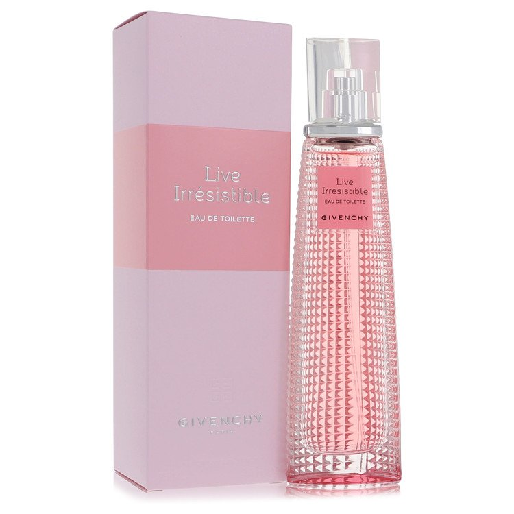 Live Irresistible by Givenchy for Women Eau De Parfum Spray (unboxed) 2.5 oz