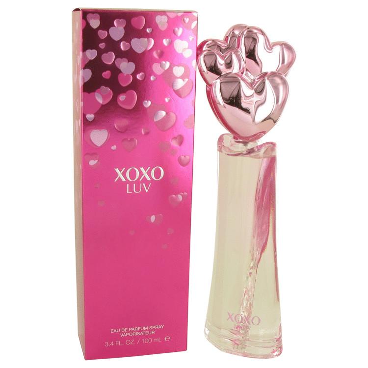XOXO Luv by Victory International for Women Eau De Parfum Spray (Tester) 3.4 oz