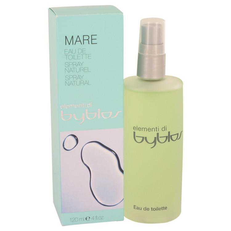 BYBLOS MARE by Byblos for Women Eau De Toilette Spray (Tester) 4 oz