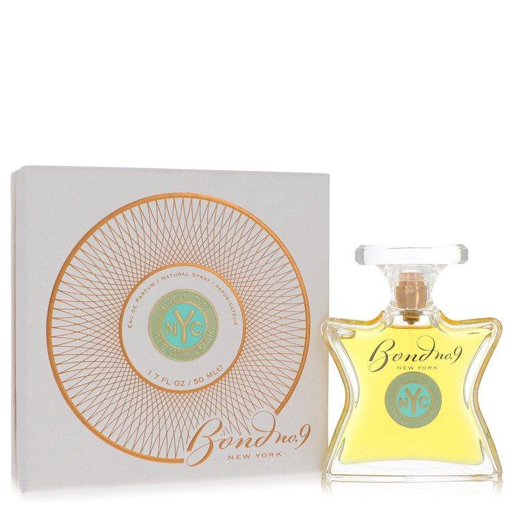 Eau De New York by Bond No. 9 for Women Eau De Parfum Spray 1.7 oz