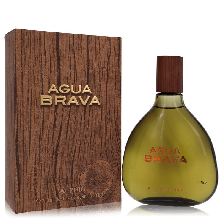 AGUA BRAVA by Antonio Puig for Men Cologne 11.8 oz
