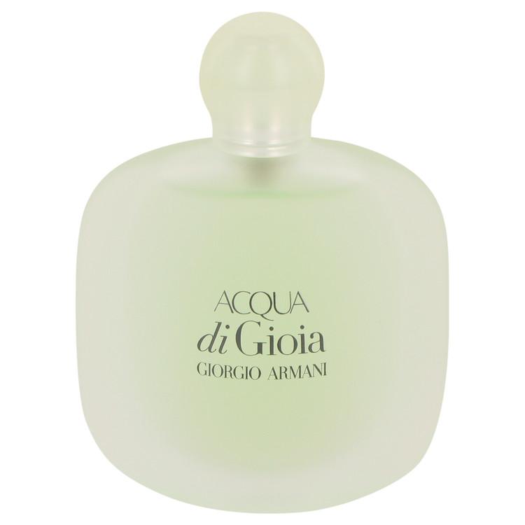 Acqua Di Gioia by Giorgio Armani for Women Eau De Toilette Spray (Tester) 1.7 oz