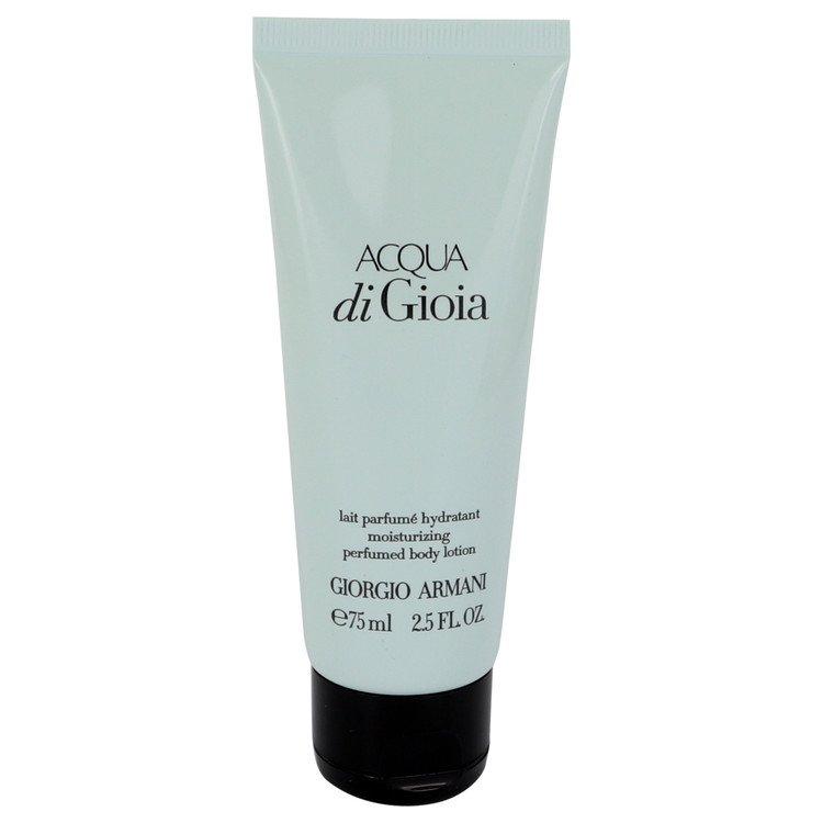 Acqua Di Gioia by Giorgio Armani for Women Body Lotion 2.5 oz