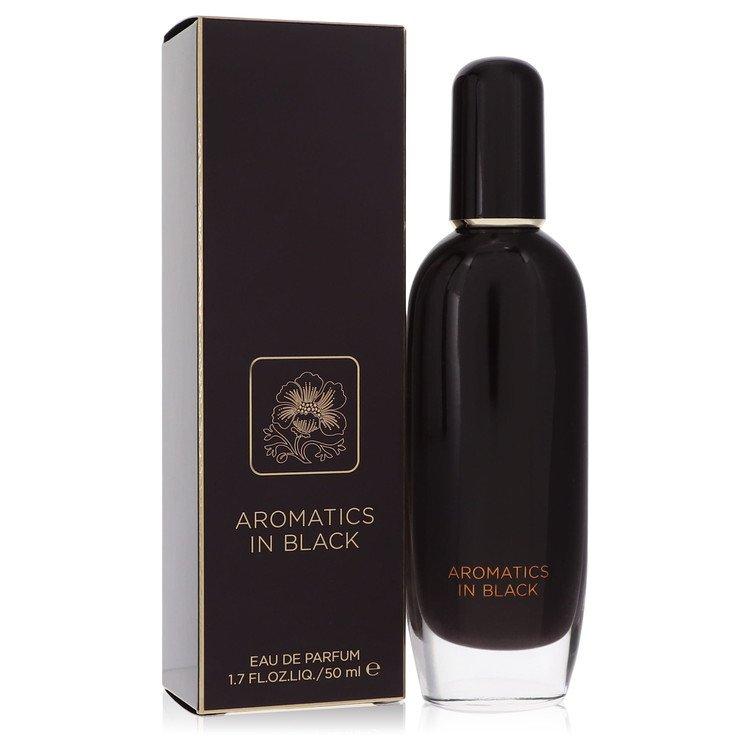 Aromatics in Black by Clinique for Women Eau De Parfum Spray 1.7 oz