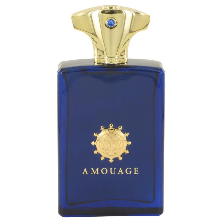 Amouage Interlude by Amouage for Men Eau De Parfum Spray (Tester) 3.4 oz