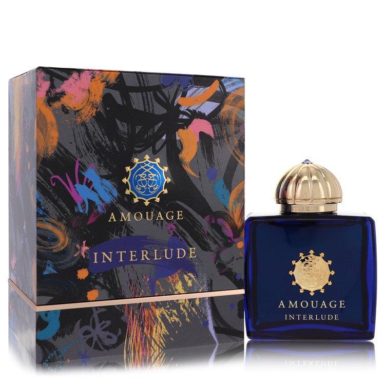 Amouage Interlude by Amouage for Women Eau De Parfum Spray 3.4 oz