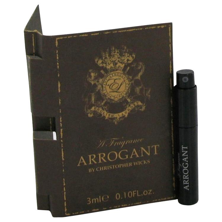 Arrogant by English Laundry for Men Vial (sample) .06 oz