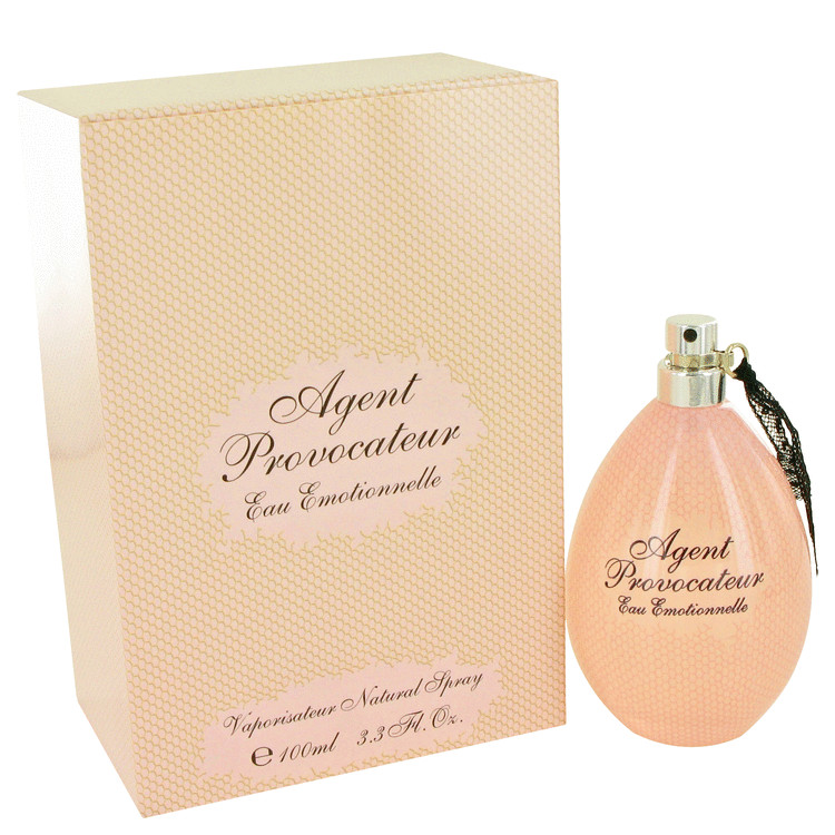 Agent Provocateur Eau Emotionnelle by Agent Provocateur for Women Eau De Toilette Spray 3.4 oz