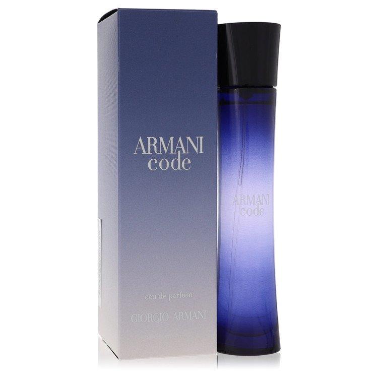 Armani Code by Giorgio Armani for Women Eau De Parfum Spray 1.7 oz