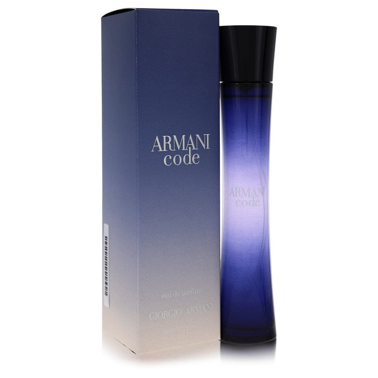 Armani Code by Giorgio Armani for Women Eau De Parfum Spray 2.5 oz