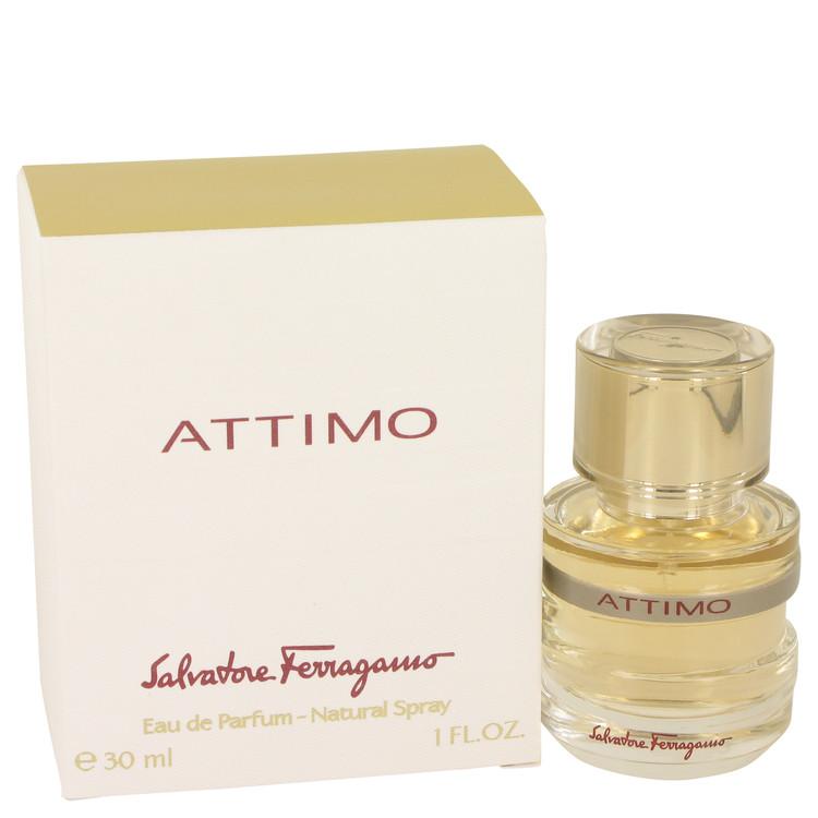 Attimo by Salvatore Ferragamo for Women Eau De Parfum Spray 1 oz