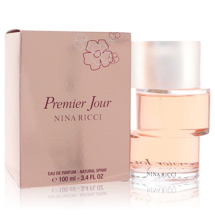Premier Jour by Nina Ricci for Women Eau De Parfum Spray 3.3 oz