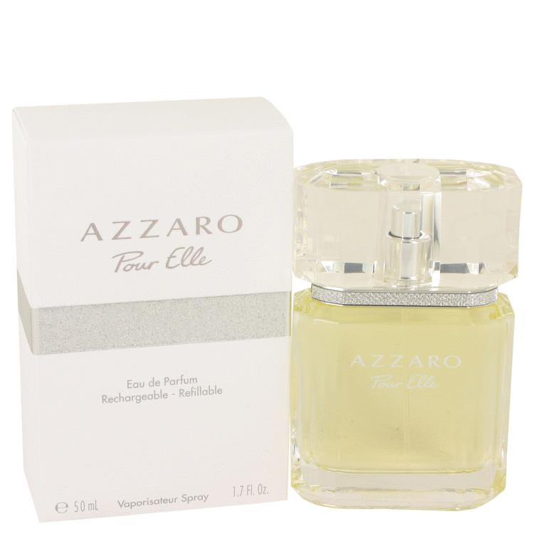 Azzaro Pour Elle by Loris Azzaro for Women Eau De Parfum Refillable Spray 1.7 oz