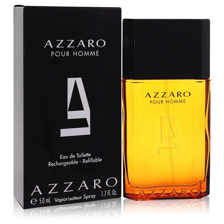 AZZARO by Azzaro for Men Eau De Toilette Spray 1.7 oz