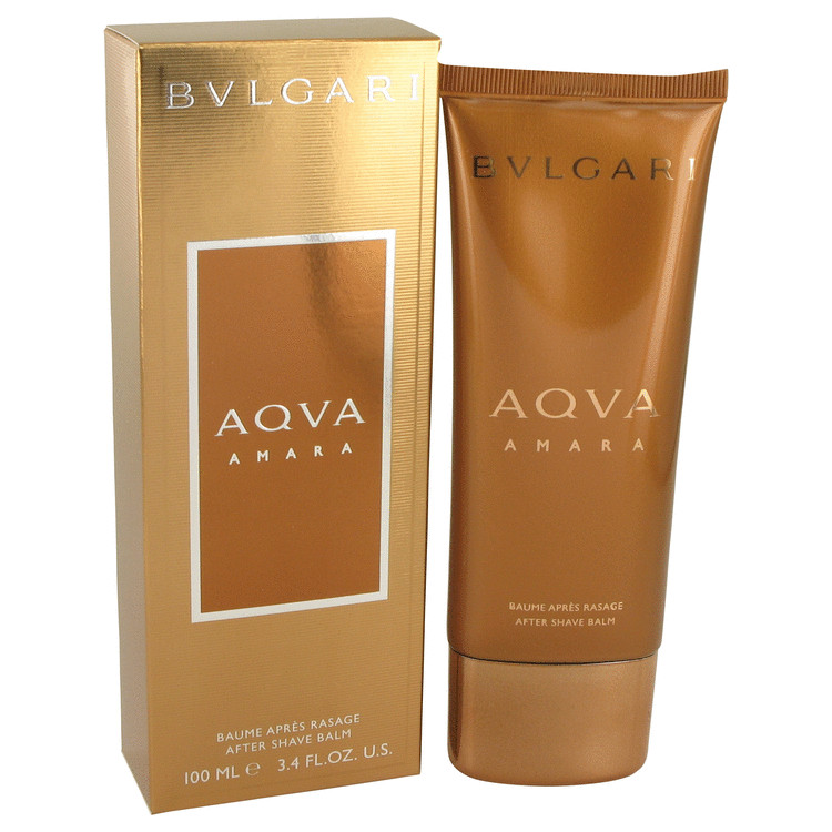 Bvlgari Aqua Amara by Bvlgari for Men After Shave Balm 3.4 oz