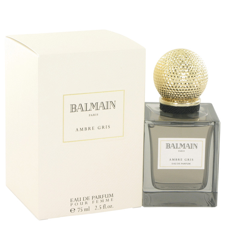 Balmain Ambre Gris by Pierre Balmain for Women Eau De Parfum Spray 2.5 oz
