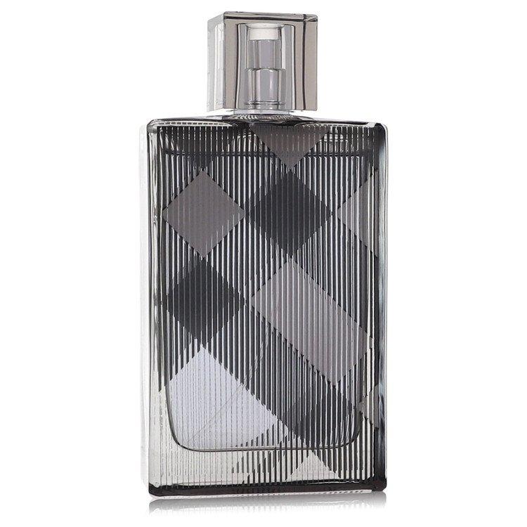 Burberry Brit by Burberry for Men Eau De Toilette Spray (Tester) 3.4 oz