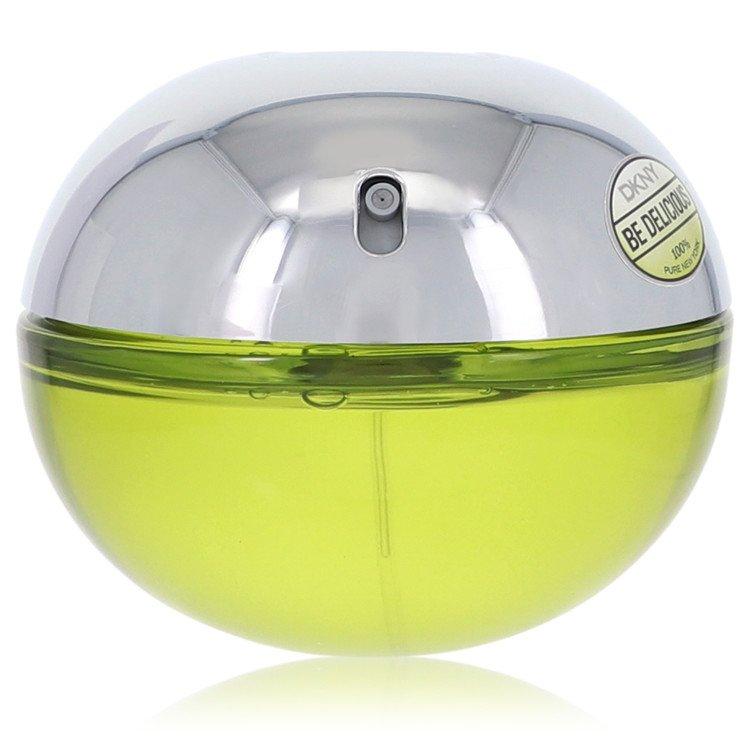 Be Delicious by Donna Karan for Women Eau De Parfum Spray (Tester) 3.4 oz