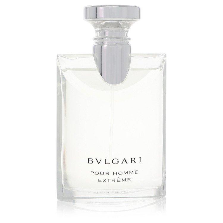 BVLGARI EXTREME (Bulgari) by Bvlgari for Men Eau De Toilette Spray (Tester) 3.4 oz