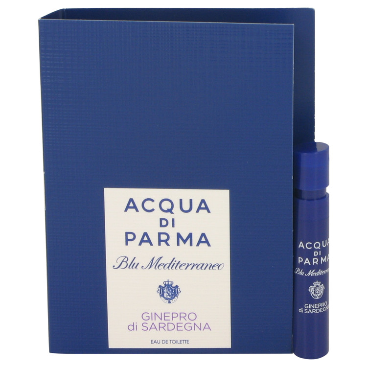 Blu Mediterraneo Ginepro di Sardegna by Acqua Di Parma for Women Vial (sample) .04 oz