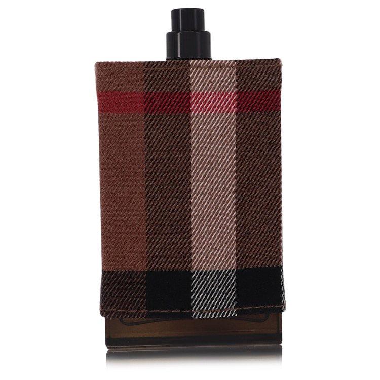 Burberry London (New) by Burberry for Men Eau De Toilette Spray (Tester) 3.4 oz
