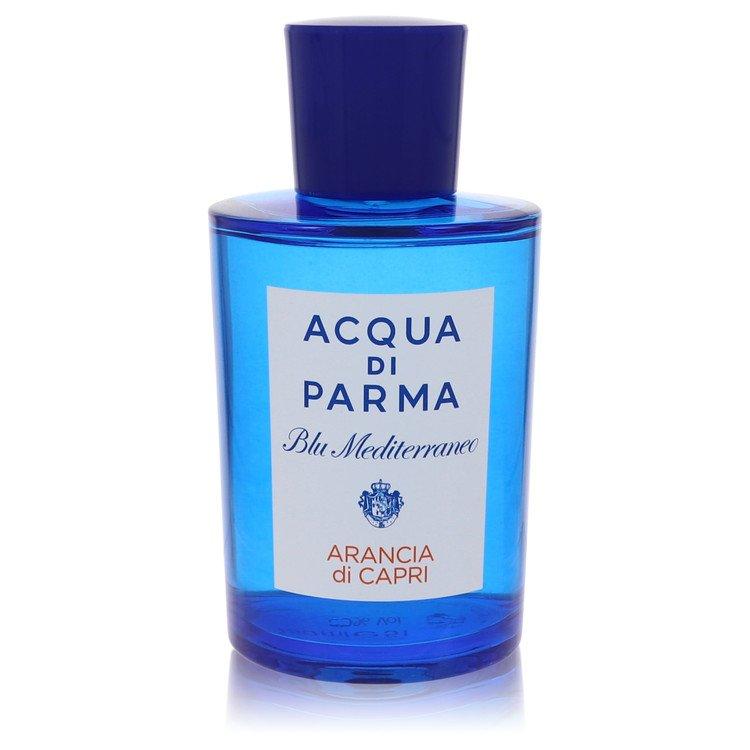 Blu Mediterraneo Arancia Di Capri by Acqua Di Parma for Women Eau De Toilette Spray (Tester) 5 oz
