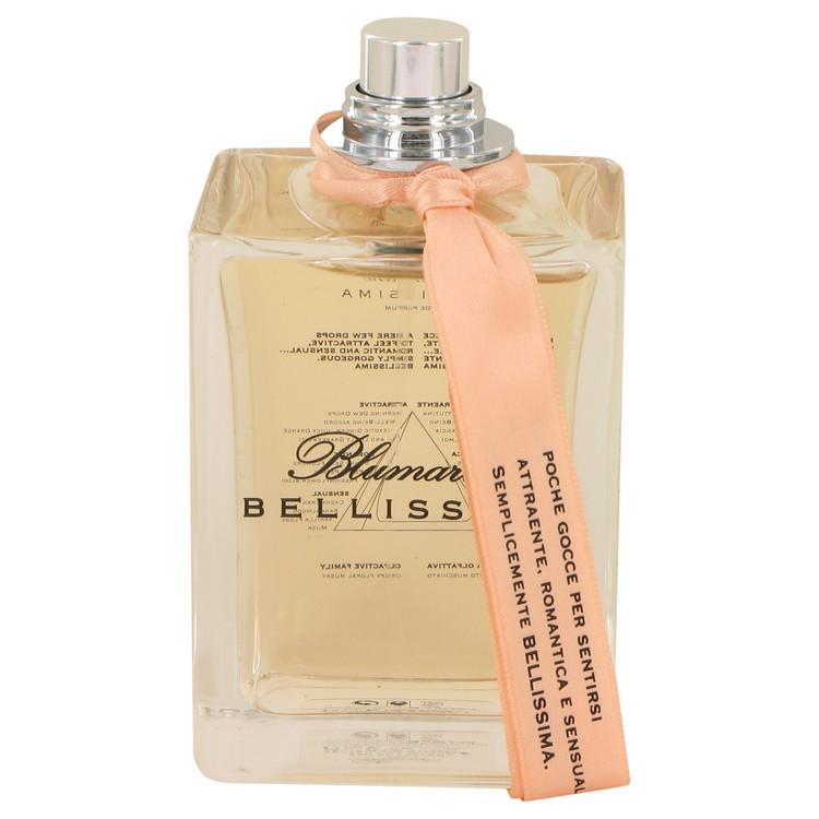 Blumarine Bellissima by Blumarine Parfums for Women Eau De Parfum Spray (Tester) 3.4 oz