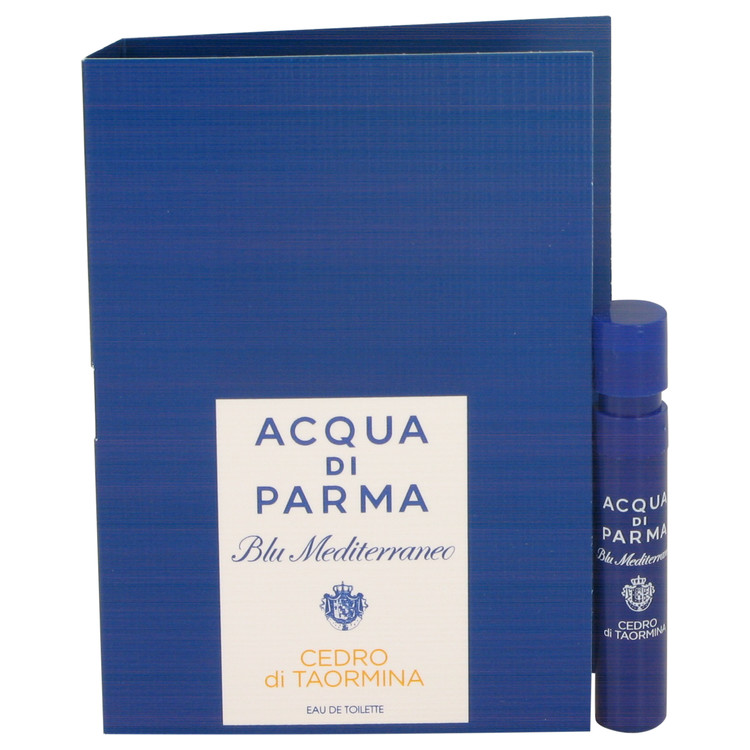 Blu Mediterraneo Cedro Di Taormina by Acqua Di Parma for Women Vial (sample) .04 oz