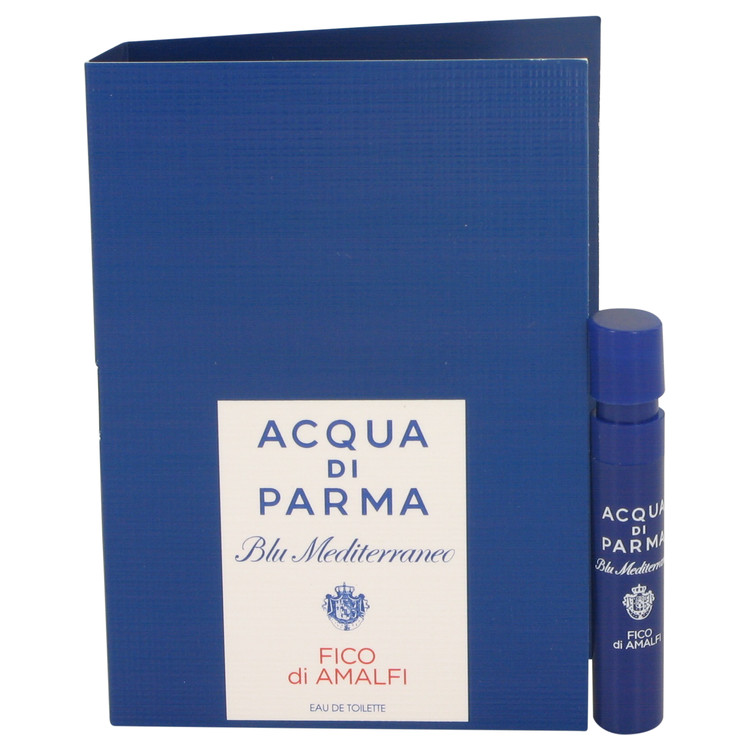 Blu Mediterraneo Fico Di Amalfi by Acqua Di Parma for Women Vial (sample) .04 oz