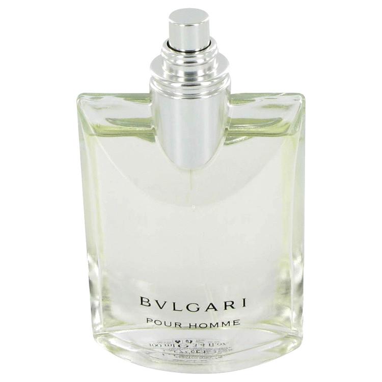 BVLGARI (Bulgari) by Bvlgari for Men Eau De Toilette Spray (Tester) 3.4 oz