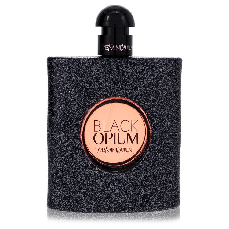 Black Opium by Yves Saint Laurent for Women Eau De Parfum Spray (Tester) 3 oz