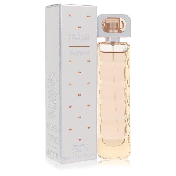 Boss Orange by Hugo Boss for Women Eau De Toilette Spray 1.7 oz