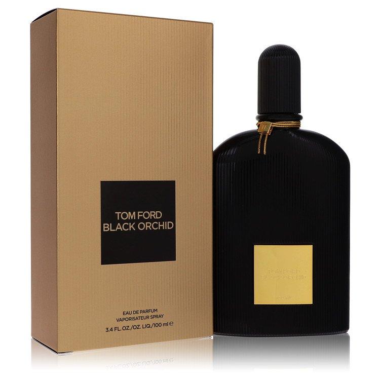 Black Orchid by Tom Ford for Women Eau De Parfum Spray 3.4 oz
