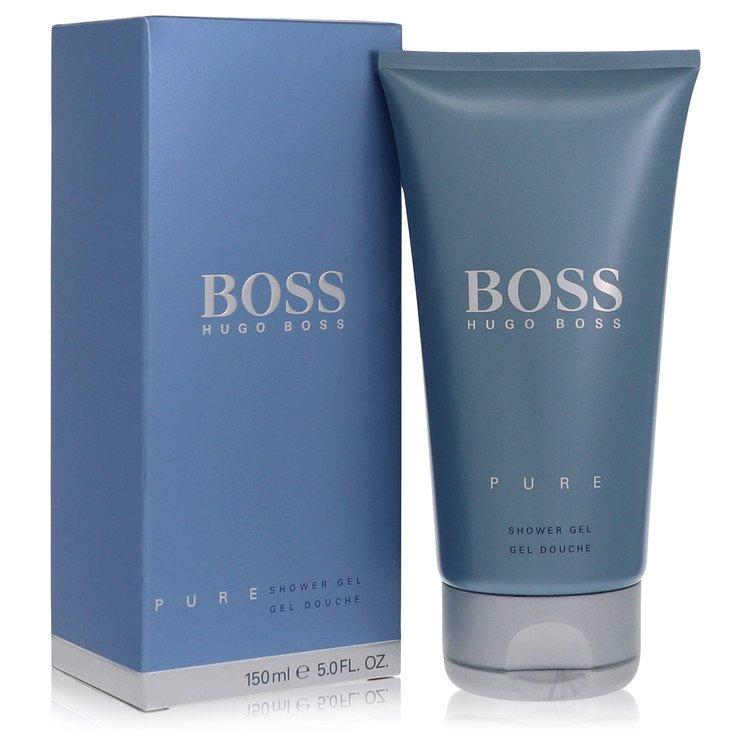 Boss Pure by Hugo Boss for Men Shower Gel 5 oz